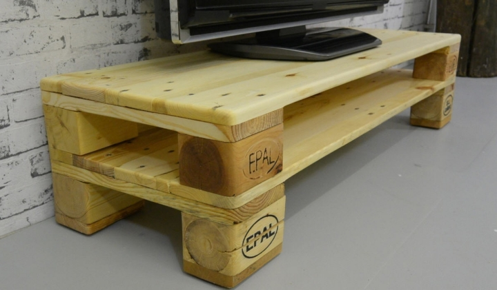 Pallet Tv Stand pallet tv stand | pallet ideas: recycled / upcycled pallets