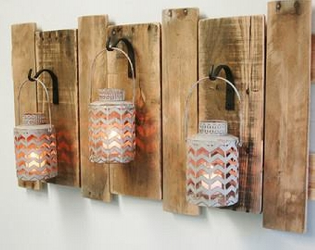 Pallet Wall Decorations ...