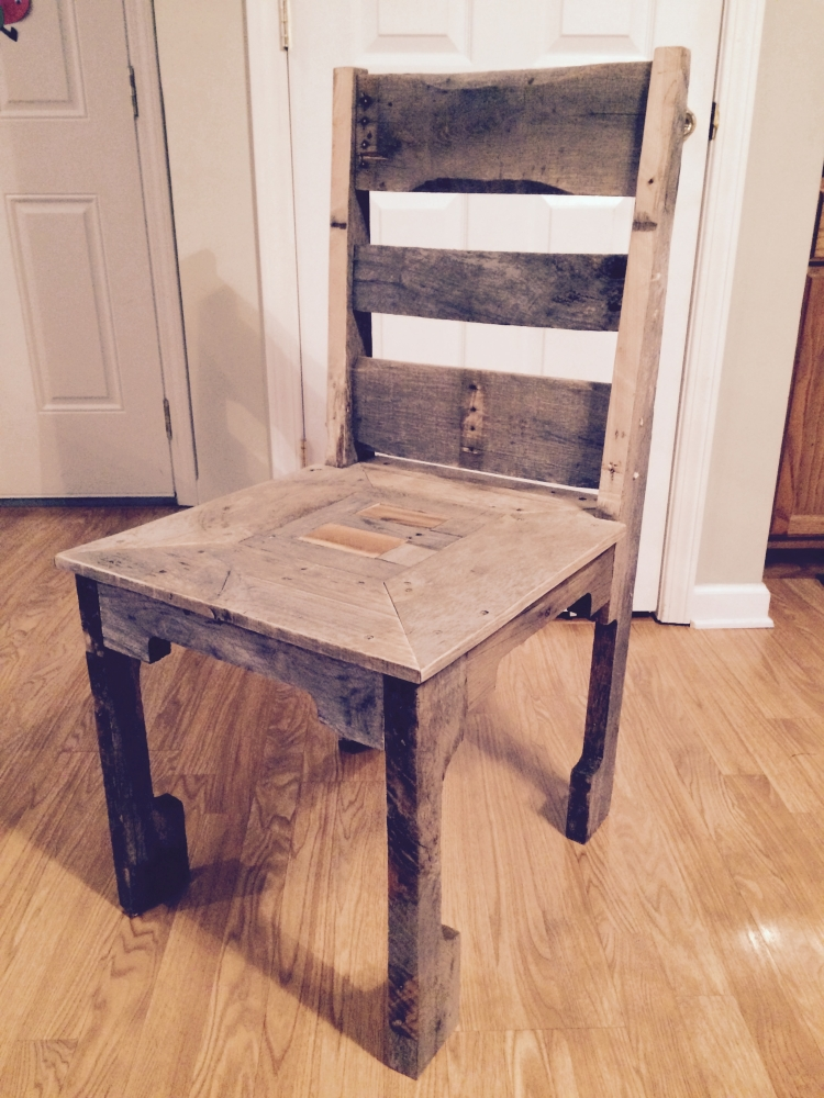 Pallet Dining Room Chair Pallet Ideas