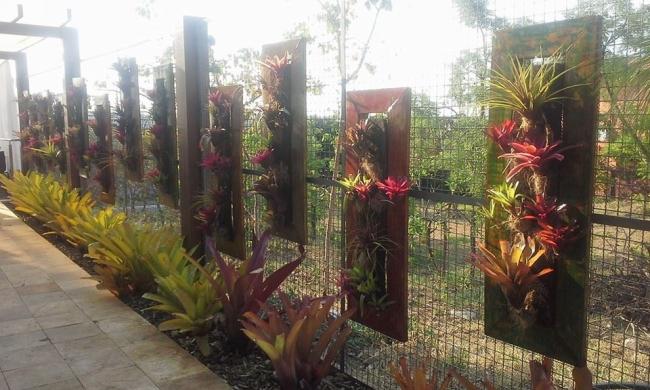 Pallet Wooden Planters