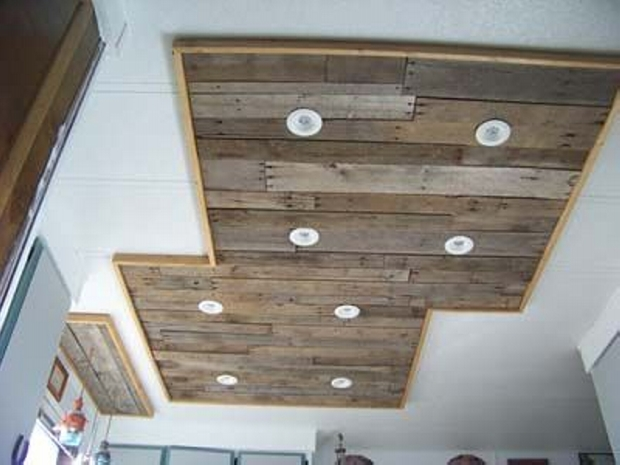 By Pallet Lover on January 18, 2016 Inside Home Pallets , Pallet ...