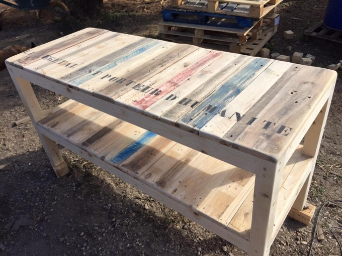 Shipping Pallet Upcycled Bench Pallet Ideas Recycled