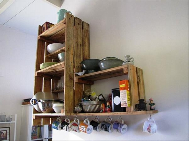 Pallet projects for kitchen pallet ideas recycled for Pallet kitchen ideas
