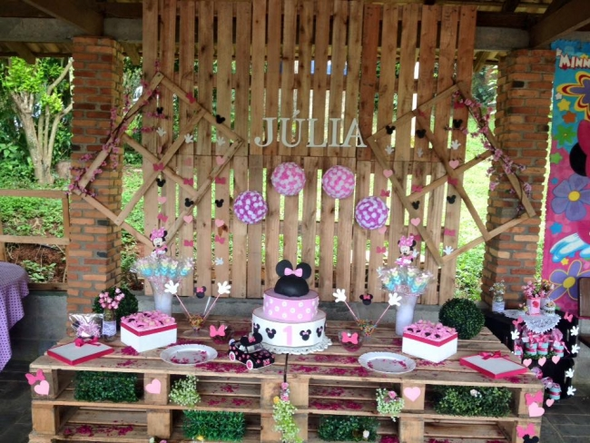 Pallet Wooden Patio Decorations Pallet Ideas