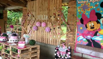 Pallet Wooden Patio Decorations