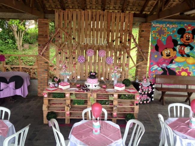 Pallet Wooden Patio Decorations | Pallet Ideas