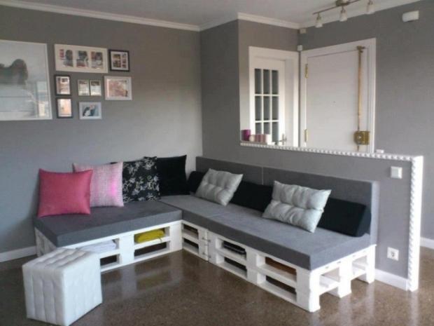 DIY Pallet Sofa Ideas and Plans | Pallet Ideas