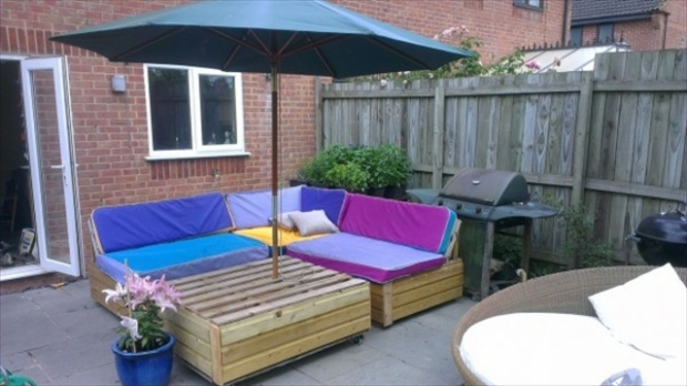 DIY Pallet Sofa Ideas And Plans Pallet Ideas Recycled