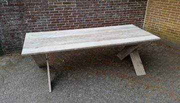 Pallets Upcycled Table