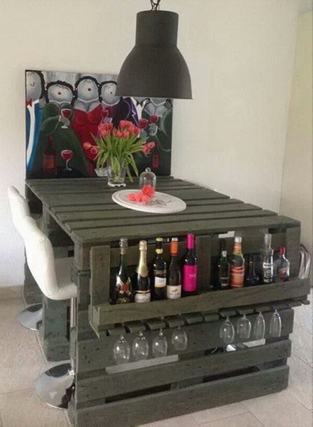 creative palelt bar