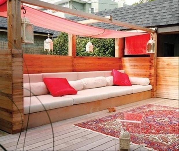 Diy Pallet Sofa Ideas And Plans Pallet Ideas