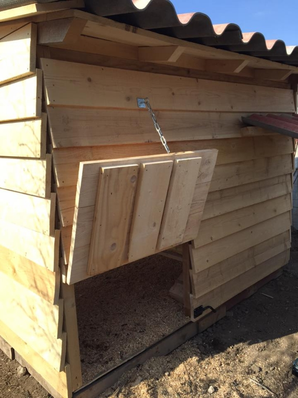 Pallet Chicken Coop Pallet Ideas Recycled Upcycled