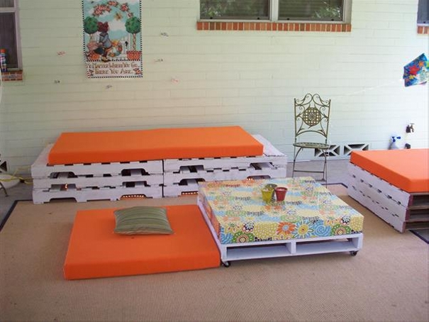 outdoor furniture pallet projects pallet ideas recycled