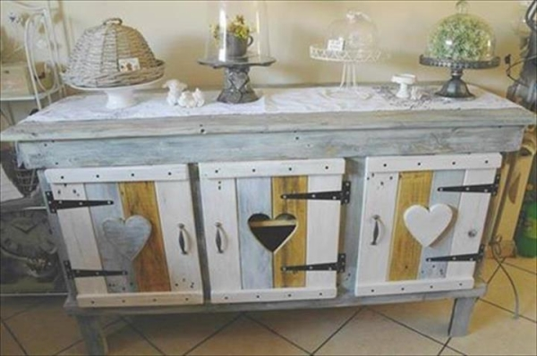 Pallet kitchen storage ideas pallet ideas recycled for Pallet kitchen ideas