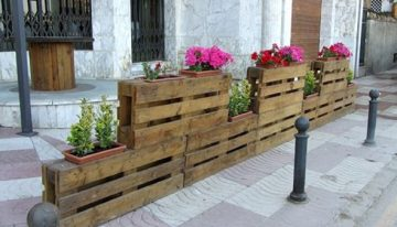 Creative Ways To Recycle Wood Pallet
