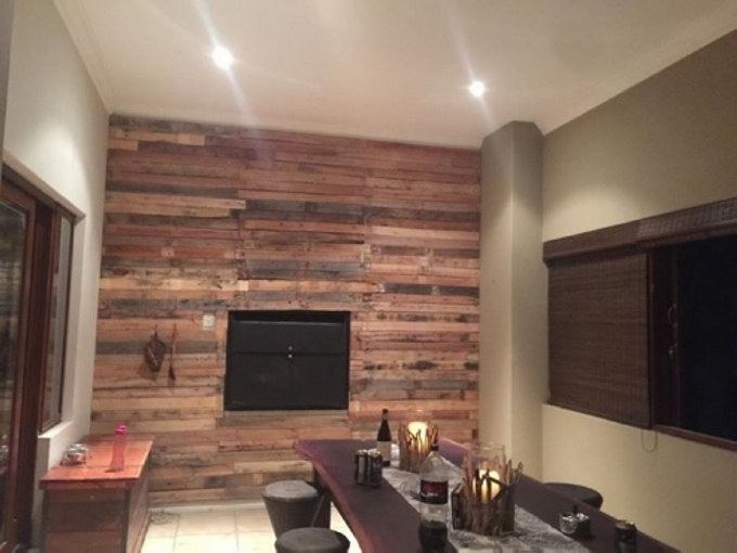 Wall Cladding Ideas : Pallet wall cladding ideas recycled upcycled