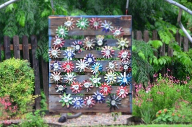 Pallet Garden Decors