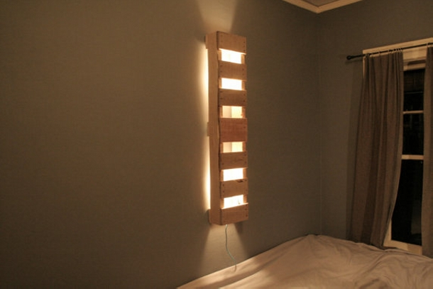 Pallet Light Box Ideas