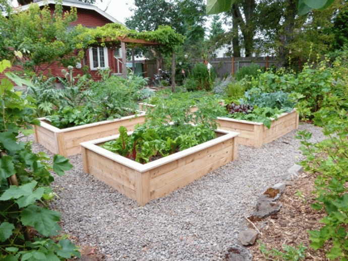 Raised Vegetable Garden Plans And Also 2013 Vegetable Garden Plan Hip Chick Digs