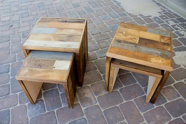 ... Repurposed Pallet Stools ... & Ideas for Recycled Pallet Stools | Pallet Ideas: Recycled ... islam-shia.org