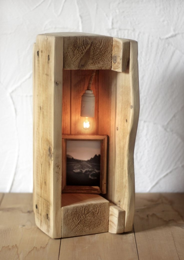 Pallet Light Box Ideas Ideas Recycled Upcycled