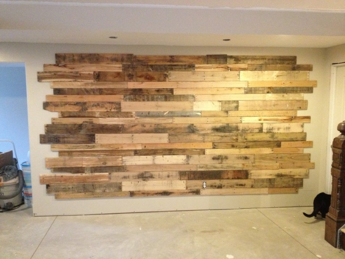 Wood Pallet Wall Art pallet wall art ideas | pallet ideas: recycled / upcycled pallets