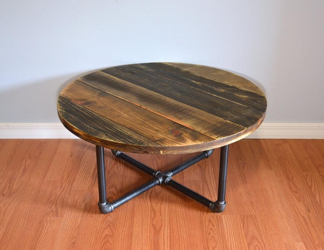 Ideas for Pallet Round Tables | Pallet Ideas