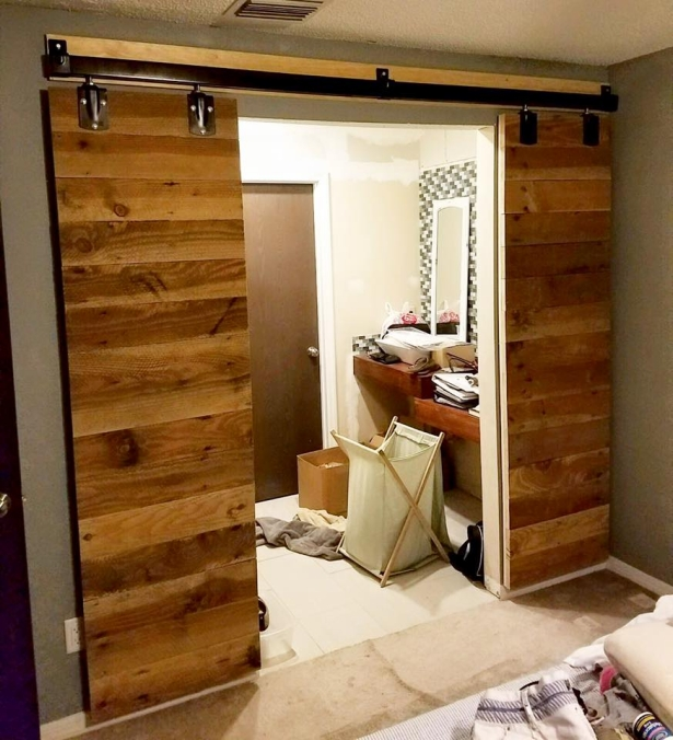 pallet wooden door & Repurposed Wooden Pallet Ideas | Pallet Ideas: Recycled / Upcycled ...