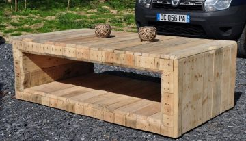 Amazing Pallet Patio Furniture