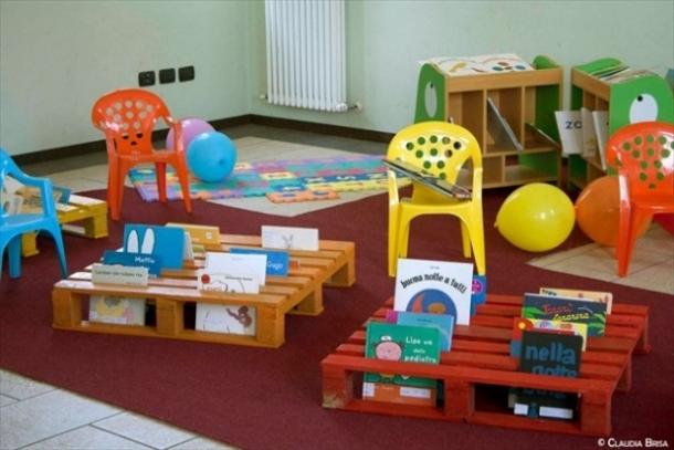 Pallet School / Study Furniture | Pallet Ideas