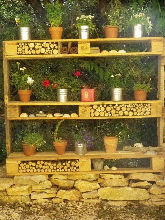 Used pallet recycling ideas pallet ideas recycled for Uses for used pallets