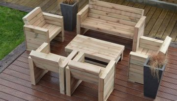 Pallet Furniture DIY Ideas