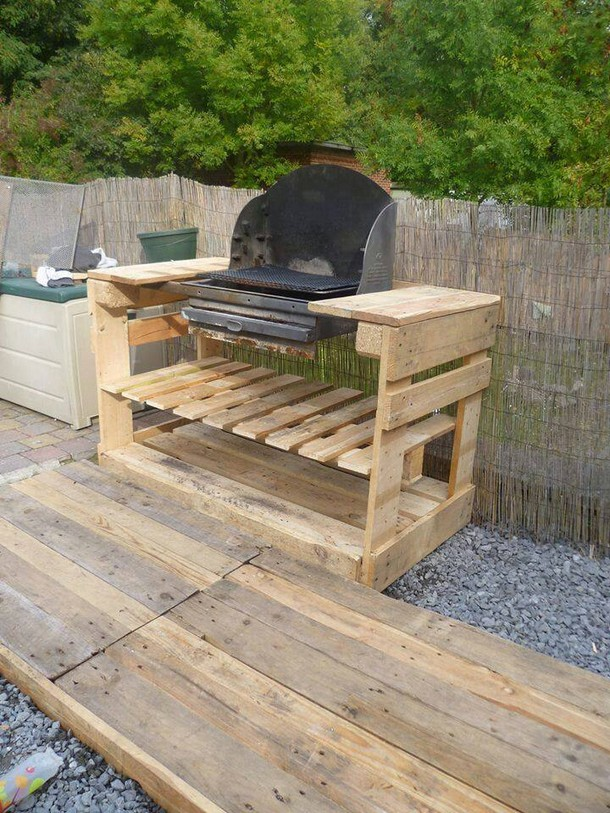 20 projects for pallet wood recycling pallet ideas for What can you make with recycled pallets
