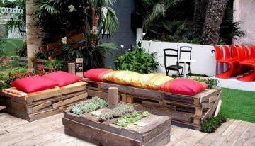 Outdoor Pallet Ideas
