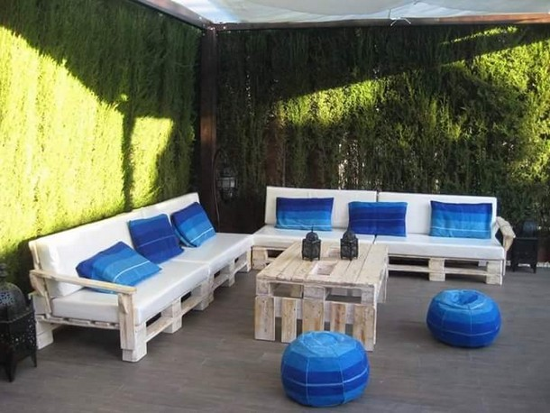 pallet patio couches