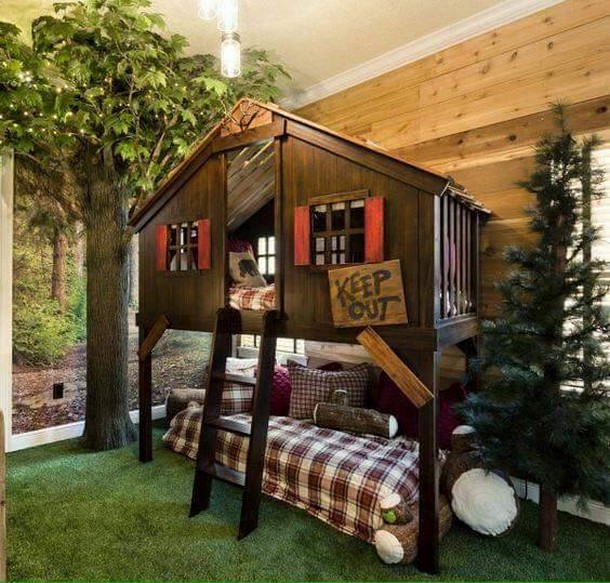 pallet playhouse shed