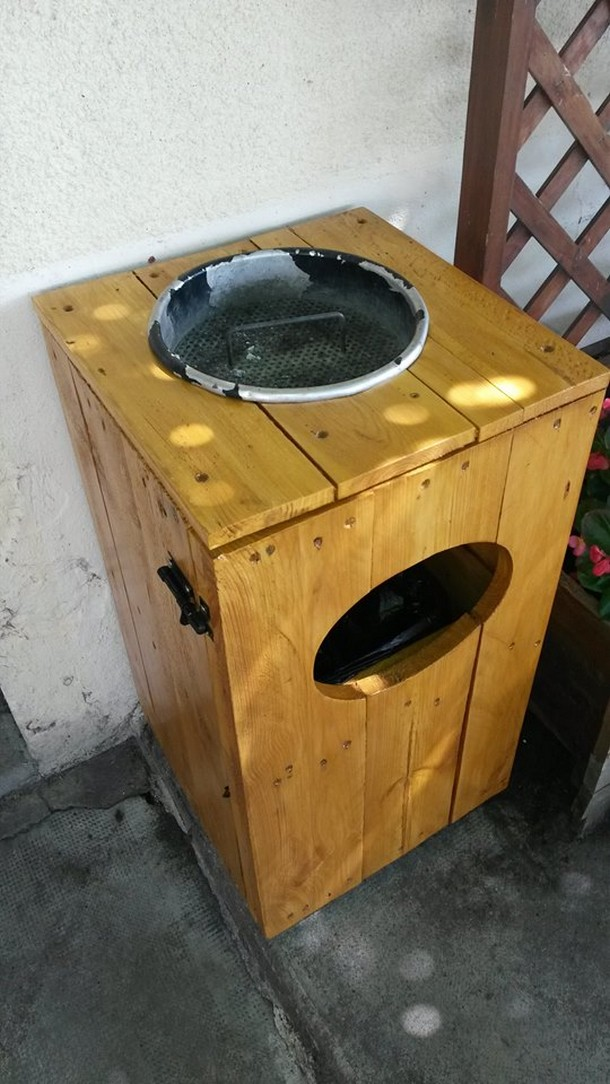 20 Projects For Pallet Wood Recycling Pallet Ideas