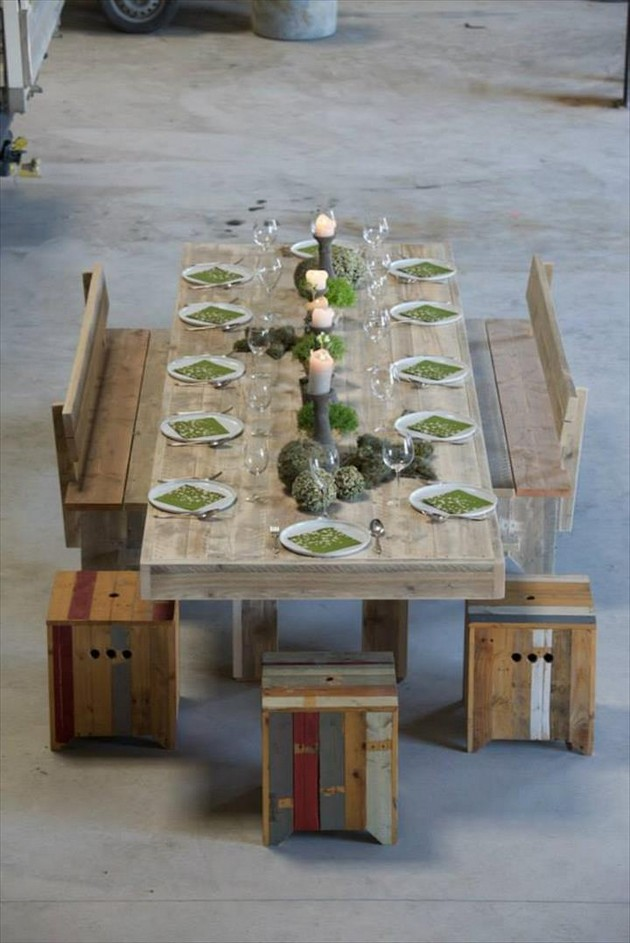 Do It Yourself Home Design: Recycle Art With Pallet Wood