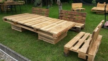 Stimulating Wooden Pallet Ideas