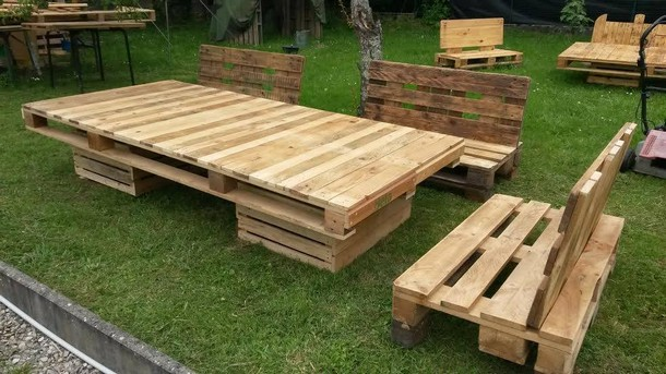 Stimulating Wooden Pallet Ideas Ideas Recycled