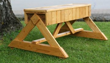 Outdoor Furniture From Wooden Pallets