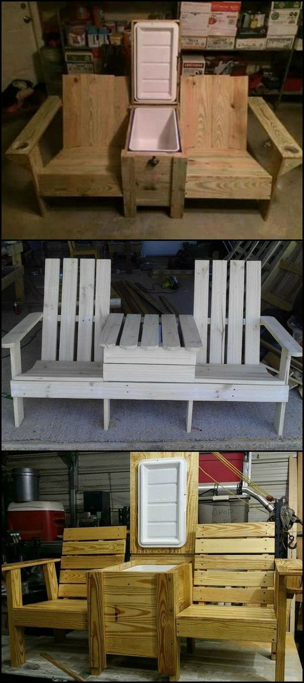 20 Plans For Recycled Pallet Furniture Pallet Ideas