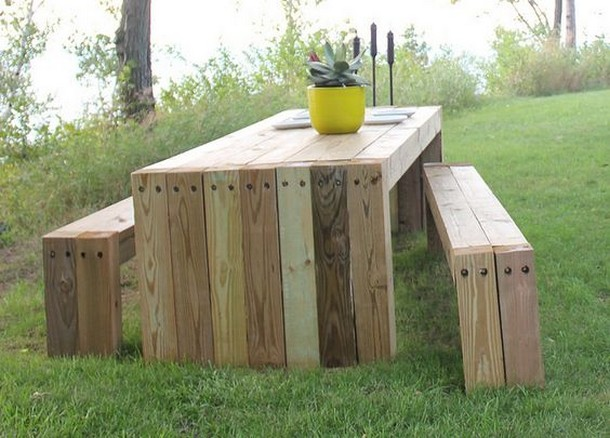 20 Plans for Recycled Pallet Furniture | Pallet Ideas ...