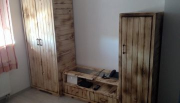 Pallet Drawing Room Furniture Idea