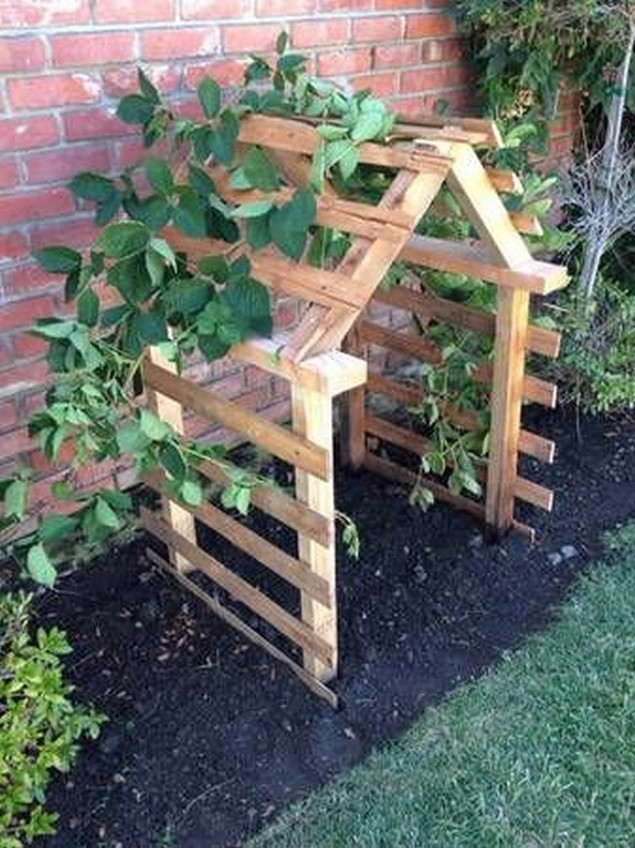 Very Simple Ideas To Reuse Wood Pallets Pallet Ideas