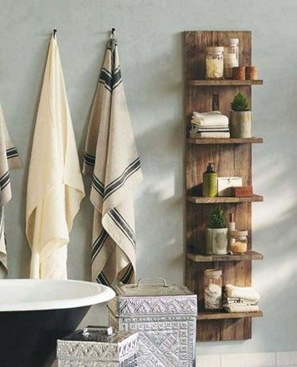 Pallet Shelves Ideas: Wooden Pallet Shelving Ideas