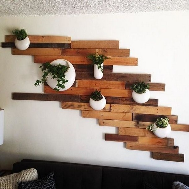Wooden Pallet Shelving Ideas | Pallet Ideas