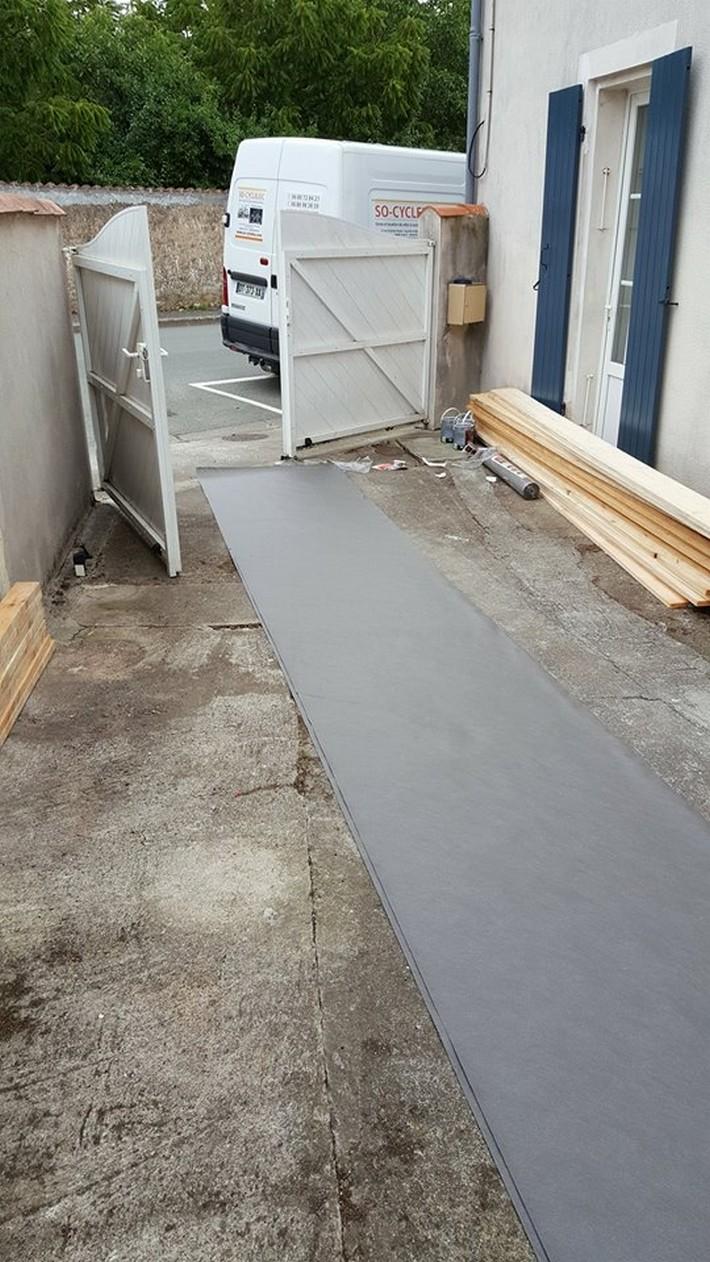 pallet floor idea