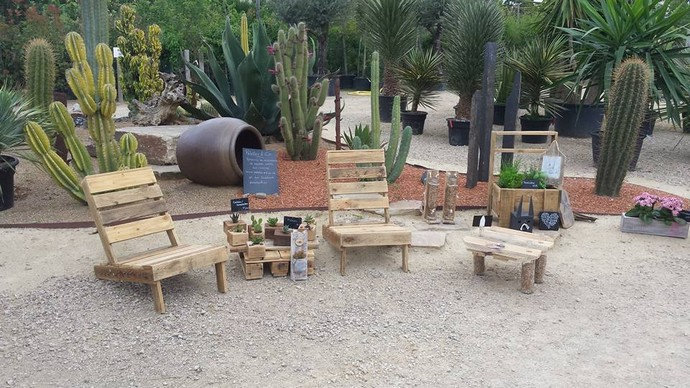 pallets recycling ideas