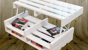 20 Inspired Wood Pallet Ideas
